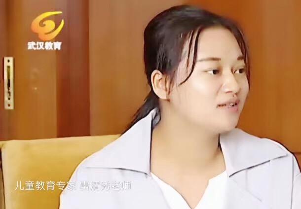 武汉心理咨询师雷清秀做客武汉教育电视台《宝贝来了》